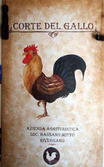 Corte del Gallo - Trebbia - Piacentino