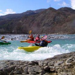 Canoe sul Trebbia