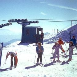 Sport invernali a Monte Penice