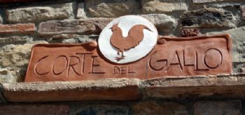 Corte del Gallo - A tavola